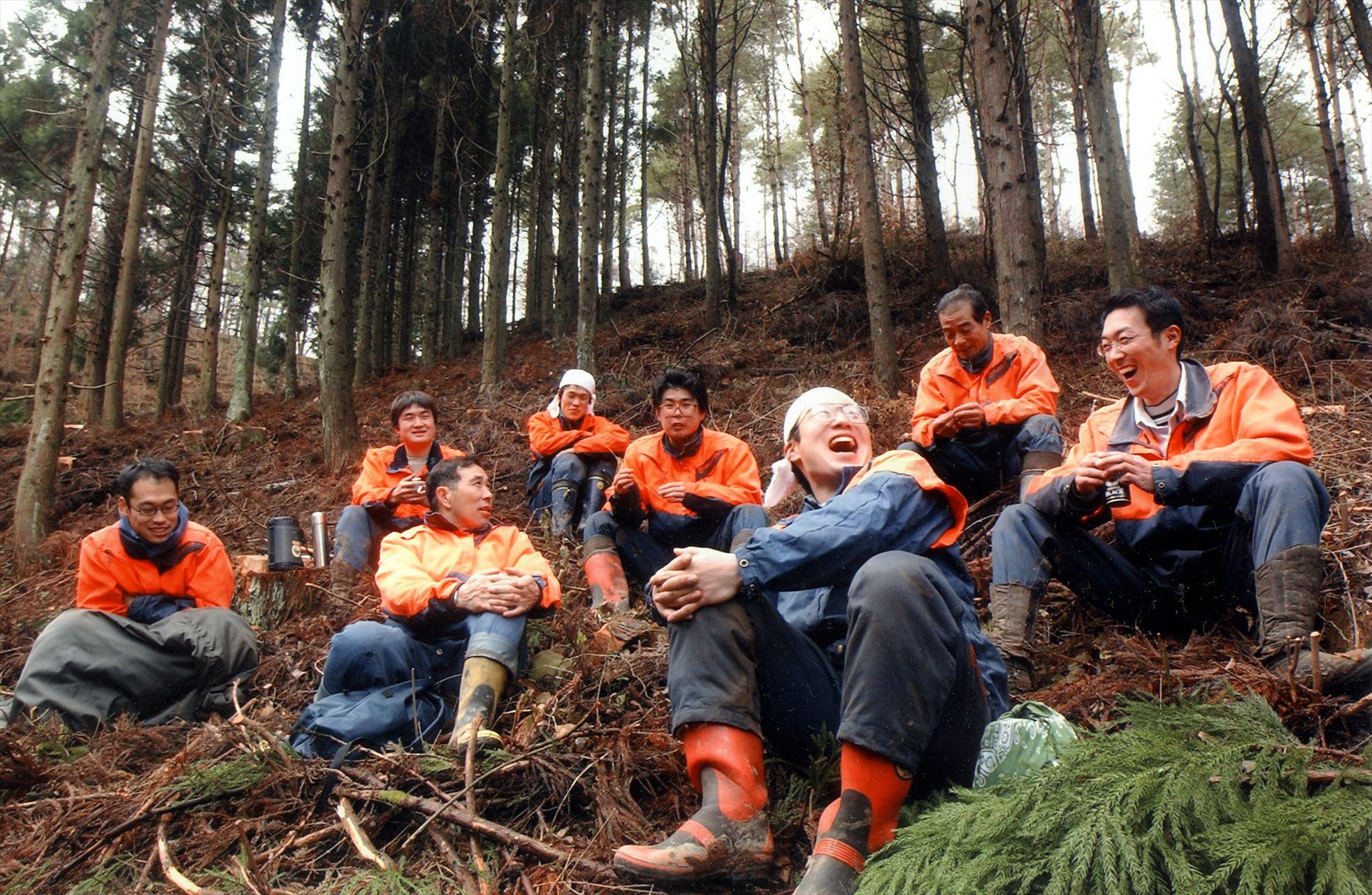 登米町森林組合  